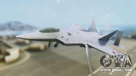 F-15DJ (E) JASDF Aggressor 32-8081 for GTA San Andreas