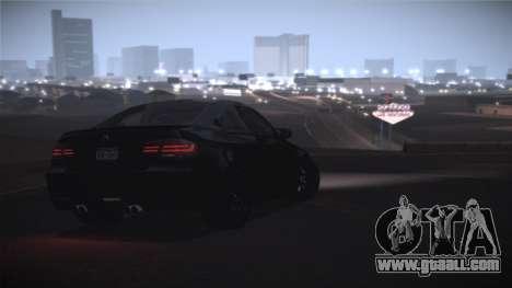 ENB by OvertakingMe (UIF) for Powerfull PC for GTA San Andreas third screenshot