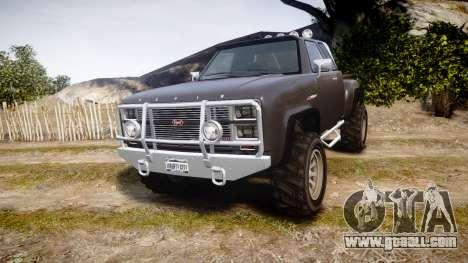 Vapid Bobcat Hillbilly for GTA 4