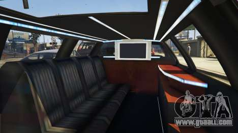 GTA 5 Call limo v0.6b third screenshot