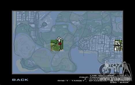 Road repair for GTA San Andreas seventh screenshot