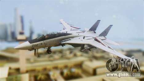 F-14A Tomcat VF-21 Freelancers for GTA San Andreas