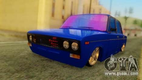 VAZ 2106 Chameleon for GTA San Andreas