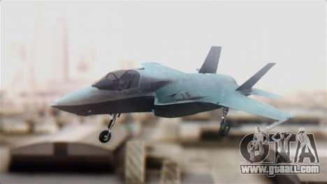 F-35B Lightning II for GTA San Andreas