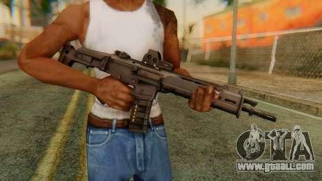 Magpul Masada v2 for GTA San Andreas third screenshot