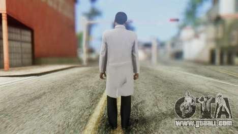 Vrash Skin from GTA 5 for GTA San Andreas second screenshot