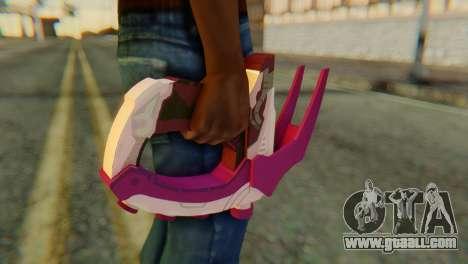 Break Gun for GTA San Andreas third screenshot