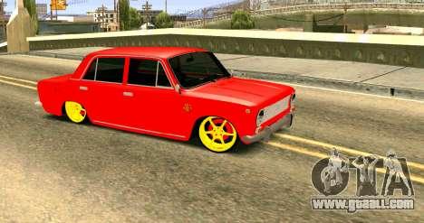 VAZ 2101 MU for GTA San Andreas