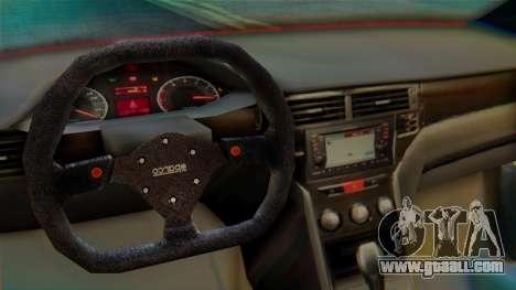Proton Suprima S for GTA San Andreas back view