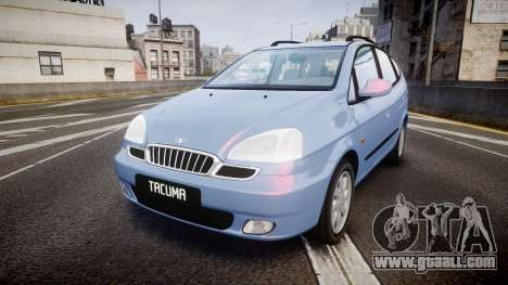 Daewoo Tacuma 2001 for GTA 4