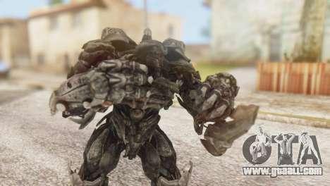 Shockwave Skin from Transformers v1 for GTA San Andreas