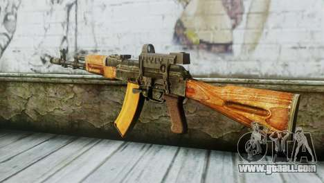 AK-74 Sight for GTA San Andreas second screenshot