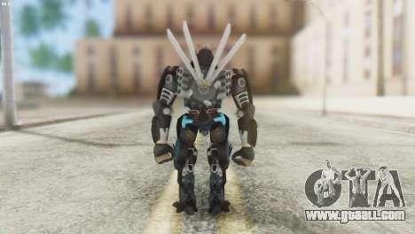 Drift Skin from Transformers for GTA San Andreas third screenshot