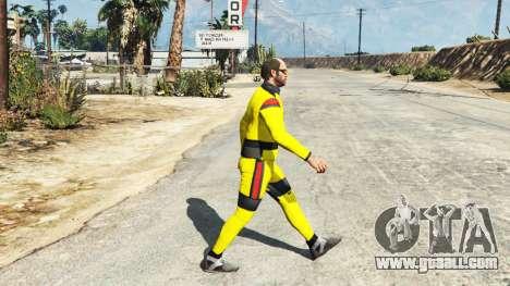GTA 5 The karate suit third screenshot