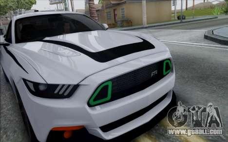 ENB Series Settings for Medium PC for GTA San Andreas forth screenshot