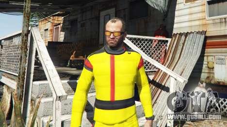 GTA 5 The karate suit