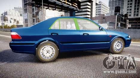Mazda 626 for GTA 4 left view