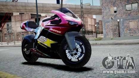 Bike Bati 2 HD Skin 3 for GTA 4