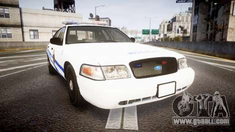 Ford Crown Victoria CNPS [ELS] for GTA 4
