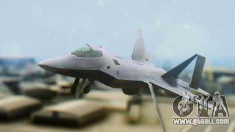 F-15DJ (E) JASDF Aggressor 32-8081 for GTA San Andreas back view