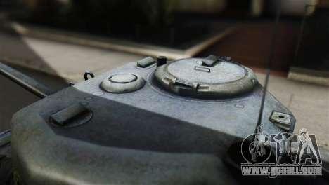M4 Sherman Gawai Special for GTA San Andreas back view