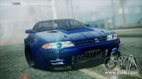 Nissan Skyline GT-R R32 Battle Machine for GTA San Andreas