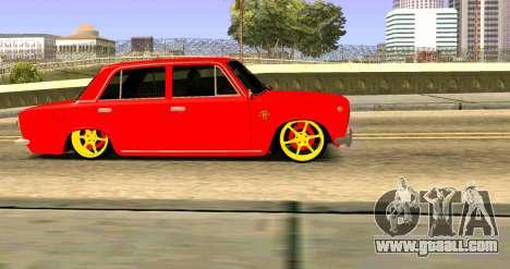 VAZ 2101 MU for GTA San Andreas right view