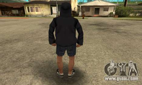Cool Bitch Five for GTA San Andreas forth screenshot