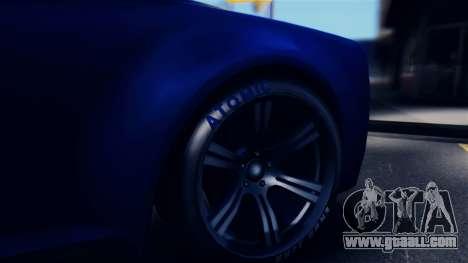 GTA 5 Enus Windsor IVF for GTA San Andreas back view