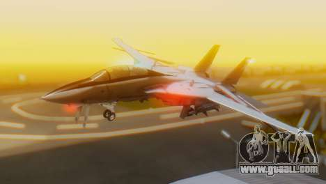 F-14A Tomcat Marynarka Wojenna RP for GTA San Andreas