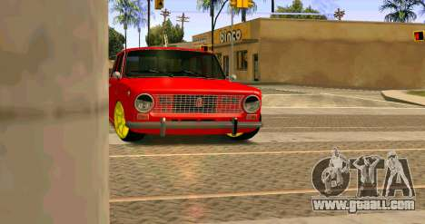 VAZ 2101 MU for GTA San Andreas left view
