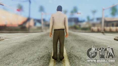 GTA 5 Skin 4 for GTA San Andreas second screenshot
