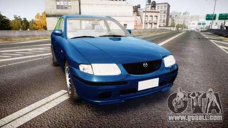 Mazda 626 for GTA 4