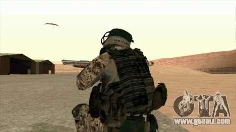 BF3 Montes for GTA San Andreas forth screenshot