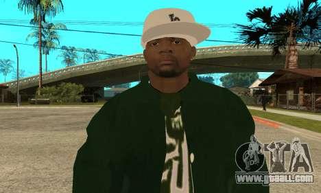 Groove St. Nigga Skin First for GTA San Andreas