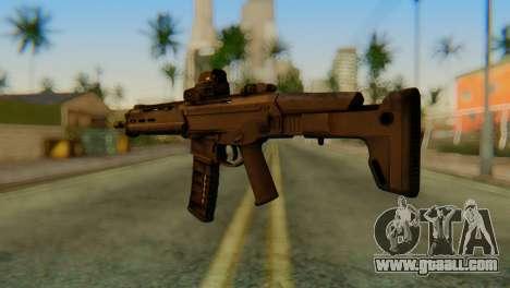 Magpul Masada v2 for GTA San Andreas second screenshot