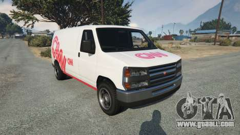 Bravado Rumpo CNN v0.2 for GTA 5