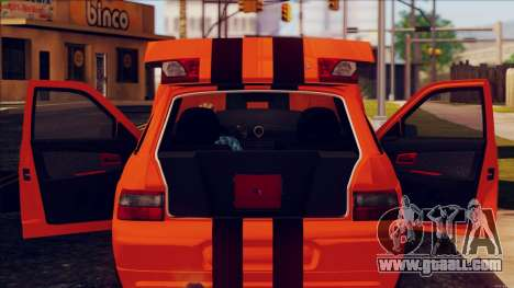 VAZ 2112 Turbo for GTA San Andreas right view