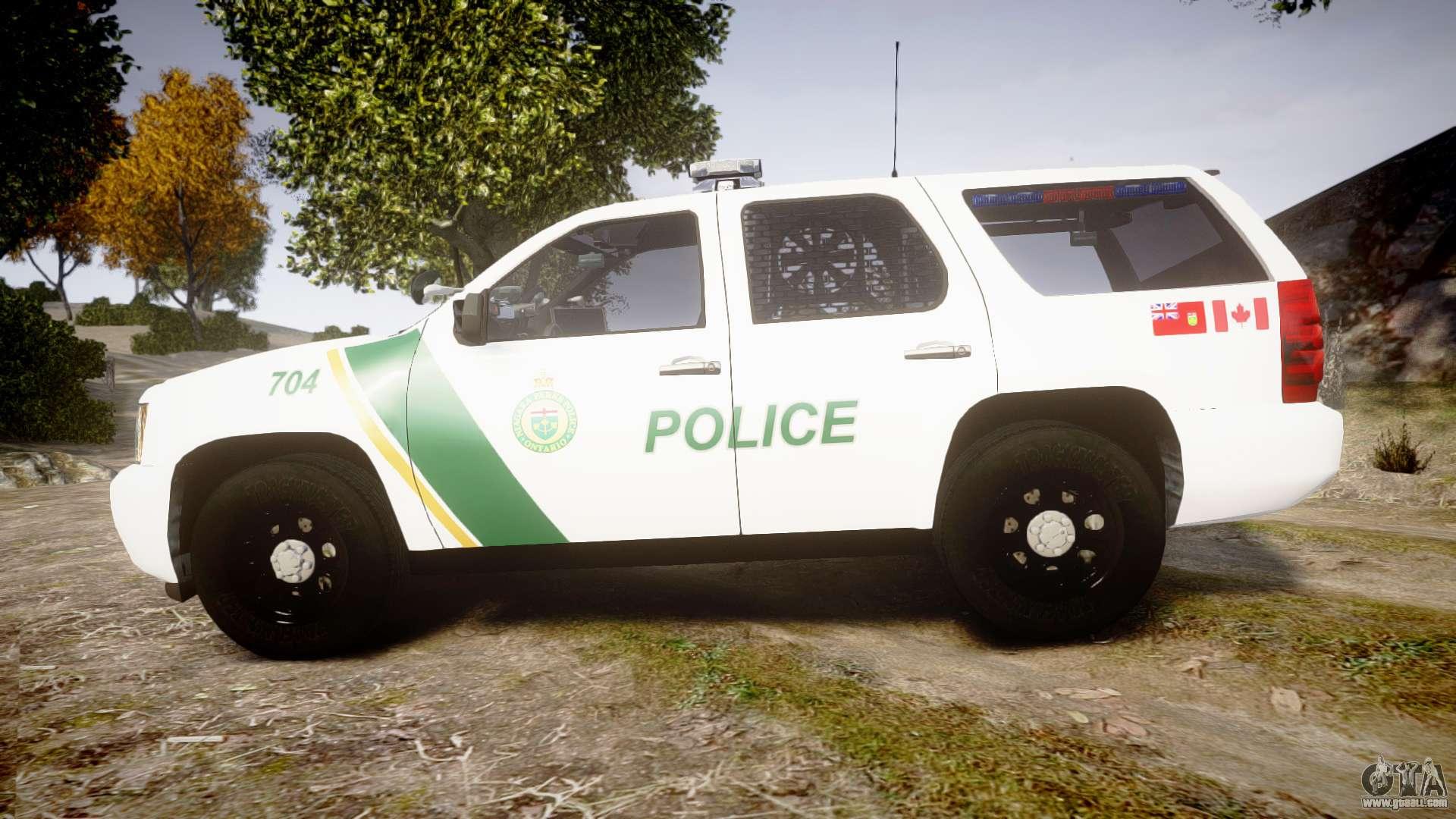 Police Car Park D