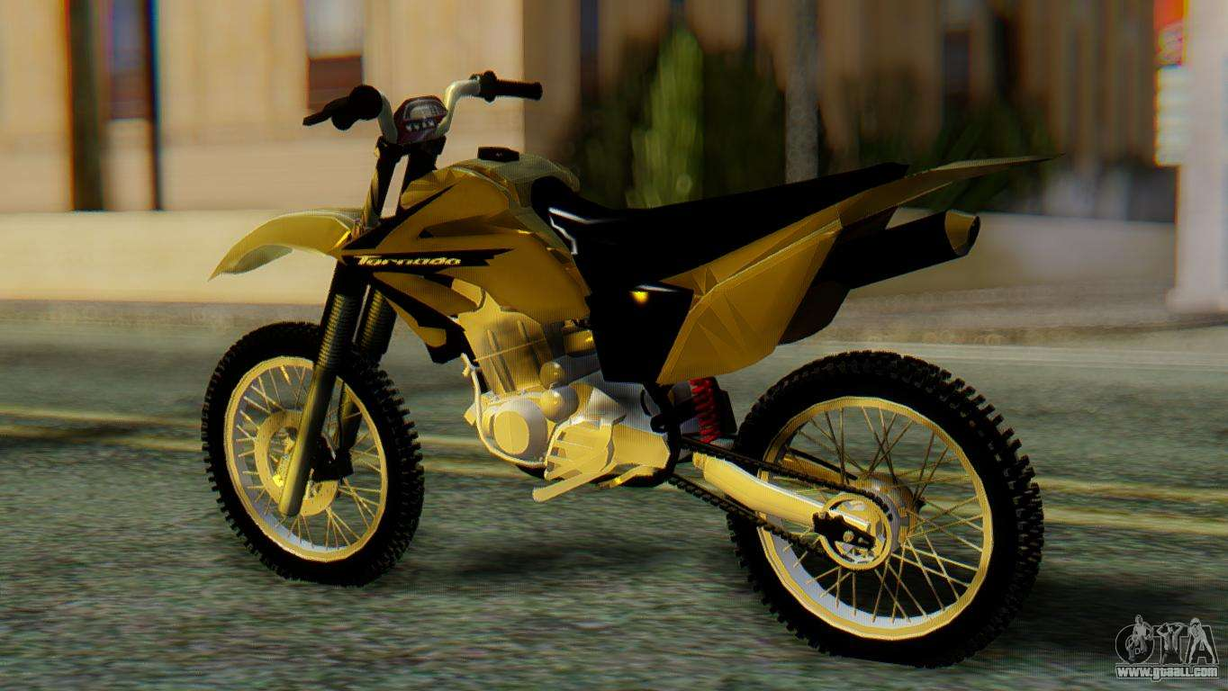 Honda 500 Atv >> Honda Tornado for GTA San Andreas