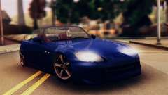 Honda S2000 convertible for GTA San Andreas