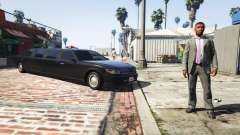 Call limo v0.6b for GTA 5