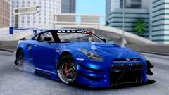 Nissan GT-R (R35) GT3 2012 PJ2