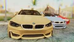 BMW M4 2015 IVF