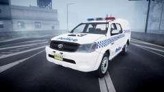 Toyota Hilux NSWPF [ELS] scoop