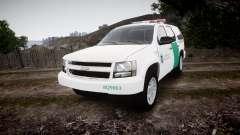 Chevrolet Tahoe Border Patrol [ELS]