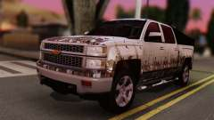 Chevrolet Silverado Enlodada for GTA San Andreas