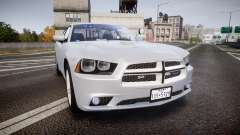 Dodge Charger Traffic Patrol Unit [ELS] bl