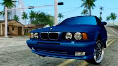 BMW M5 E34 Gradient for GTA San Andreas