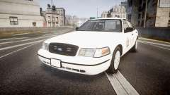 Ford Crown Victoria Sacramento Sheriff [ELS] for GTA 4